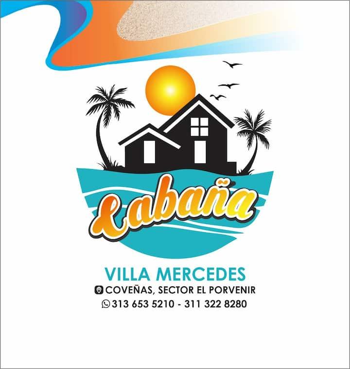 """Apartmento, Cabaña Villa Mercedes, El Porvenir"""