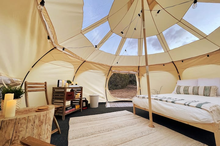 Grand Canyon Glamping Experience! -Lotus Belle 66-
