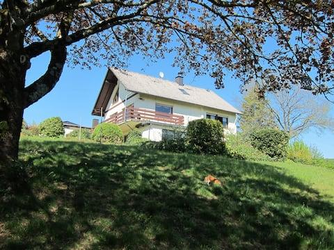 Huis met uitzicht Burbach Eifel