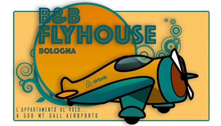 FLY  HOUSE BOLOGNA...un appartamento al volo