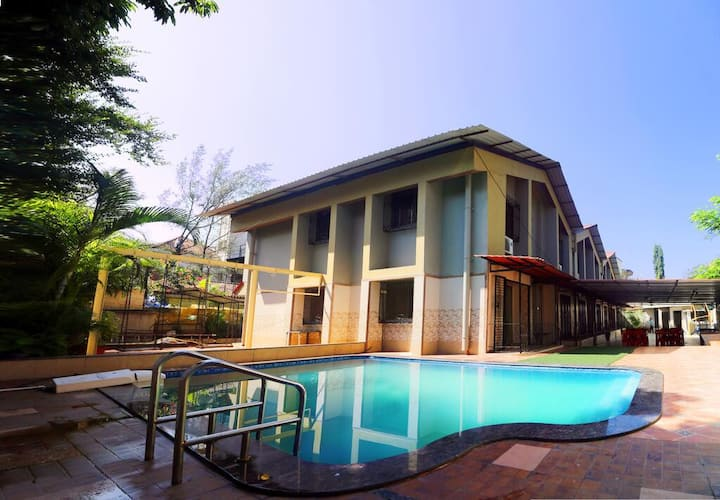 Cherish White Opal 3BHK Villa (Pet Friendly).