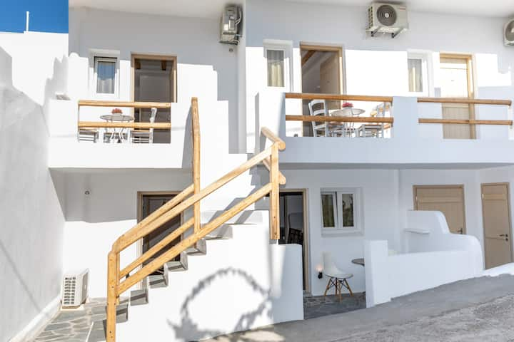 Naxos luxury suites, depis for 2