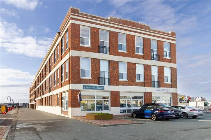 Downtown Waterfront Location with views galore