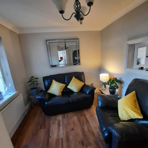 No. 58 - Two bedroom mid terrace house