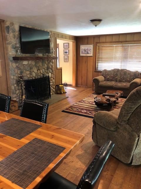 Augustino Estate & Vineyard Cowboy Cabin