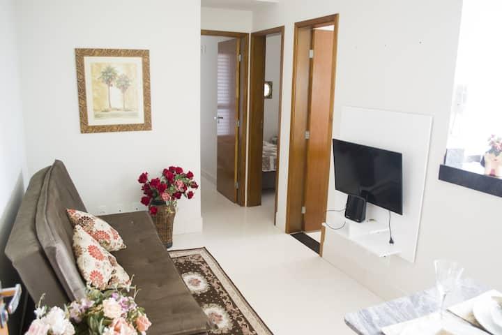 Apartamento 2/4, p/ 5 Pessoas,novinho! 04