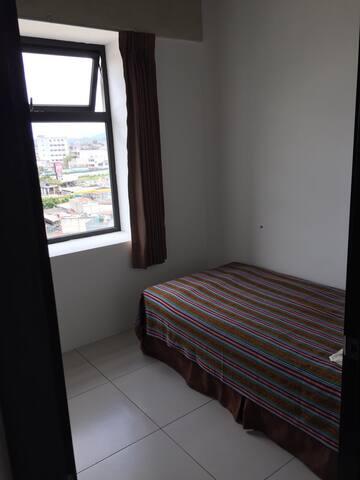 Habitación 2-ventana
