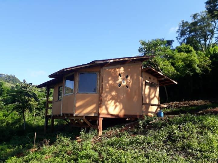 Chalé do Jacarandá - Sítio Nossa Paz
