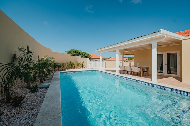 NEW 2BR 2BA House w/ Private Pool Close 2 Beach