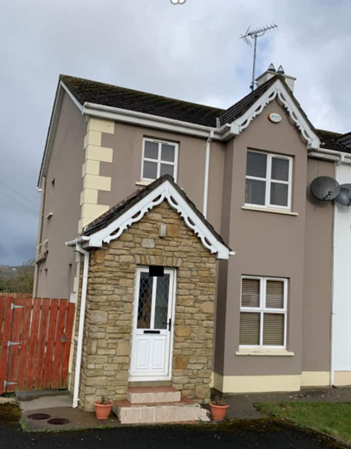 3 Bed family cottage, Culdaff village, Donegal