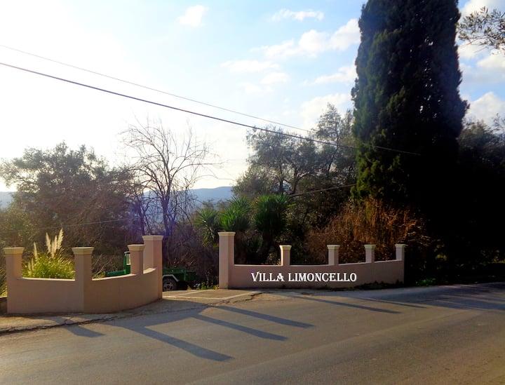 *Villa Limoncello*