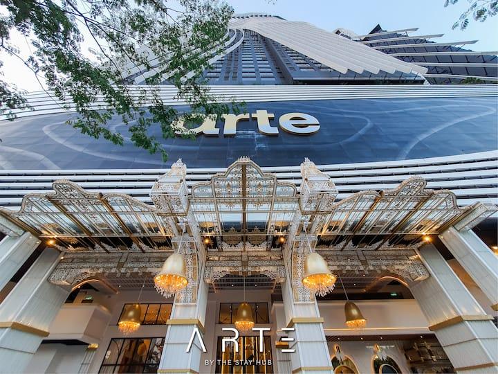 1 Bdr Mont Kiara Arte Luxury Suite Artistic Living