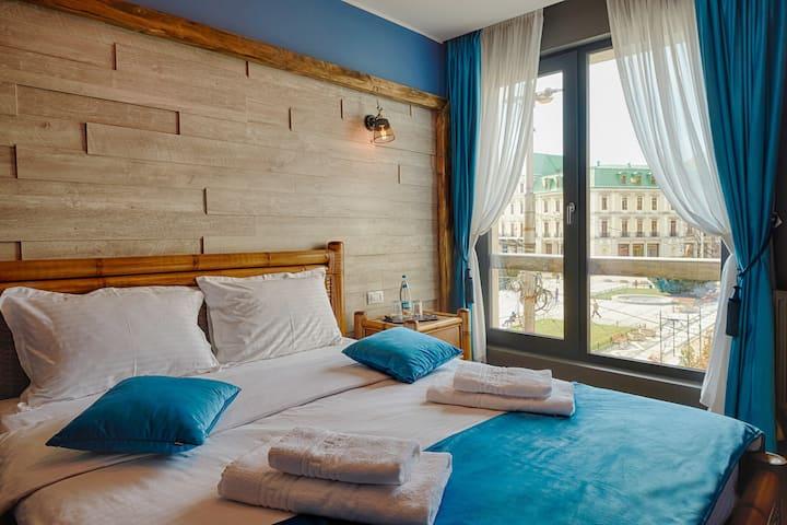 Piata Unirii Apartments   Deluxe View Room