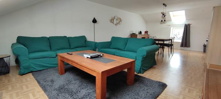 Appartement lumineux à Spontin