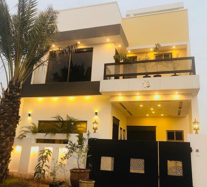 Charming Villa in Islamabad