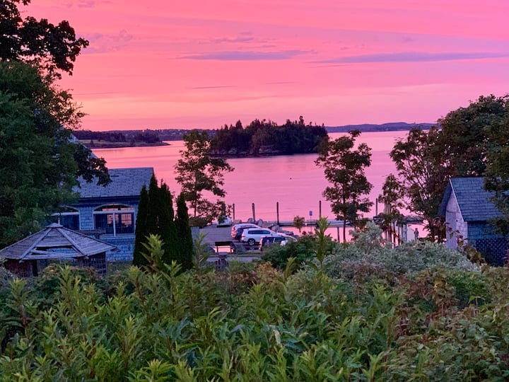 Immaculate Lubec Cape with Panoramic Views