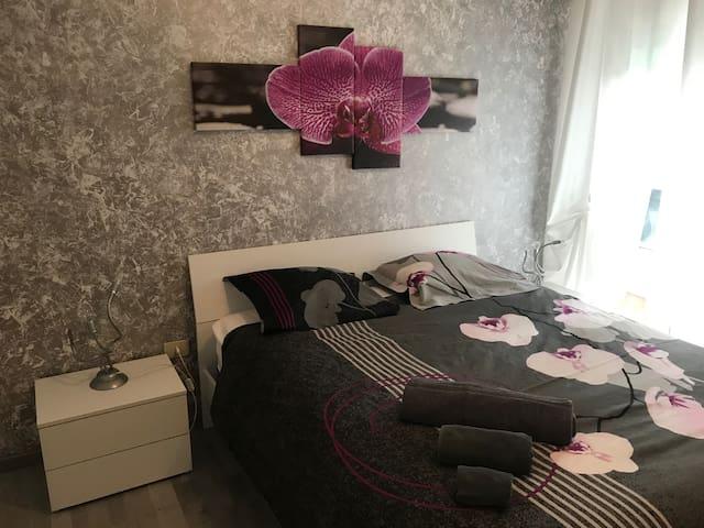 Casa Orchidea camera da letto
