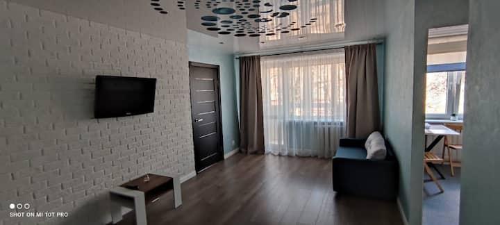 Чистая и уютная квартира в историческом центре