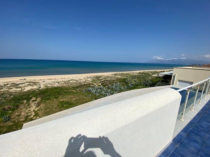 Residence Marea Appart N2> vista mare, aira c., tv