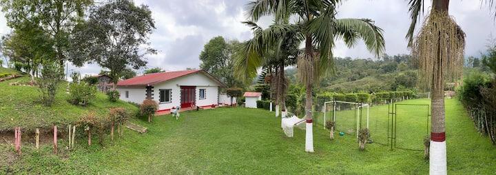 Beautiful country estate near to Bogotá