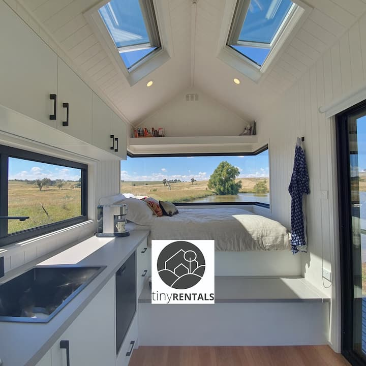Silky Ash Tiny Home at Wallaroo Wines