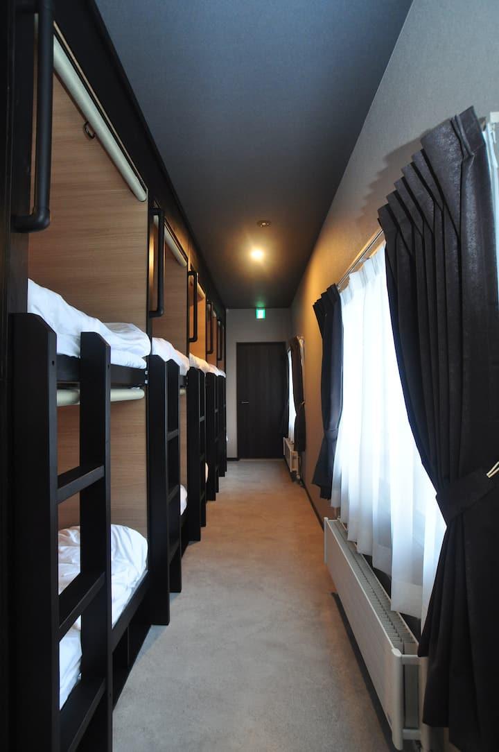 ■ルスツリゾートまで7分無料送迎/ドミトリー20人部屋/Rusutsu Grand Cabin