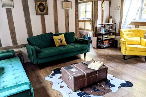 Period cottage Norfolk Waveney Valley sleeps 6
