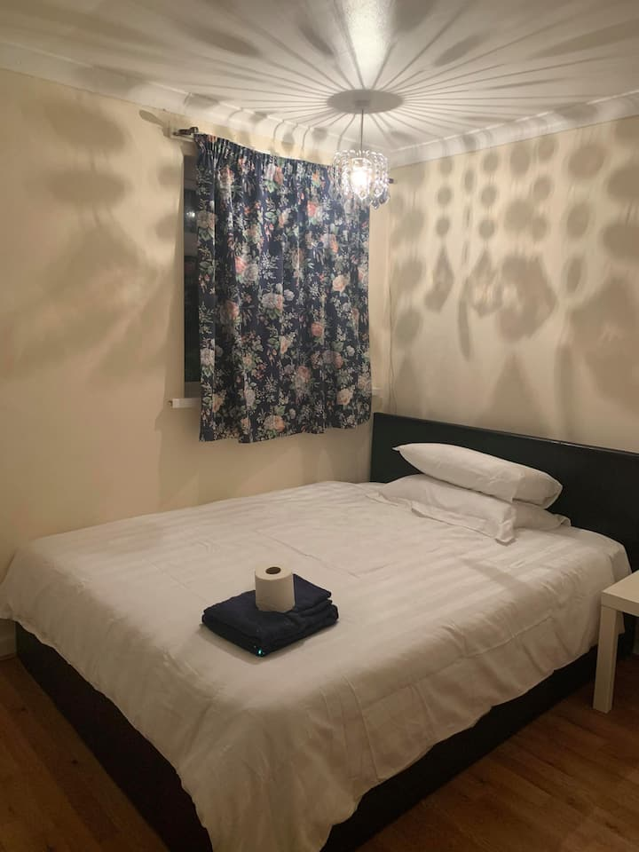 Private, Comfy and Quiet Room
