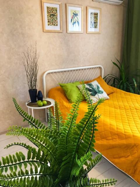 Botanica studio-стиль и комфорт в центре города