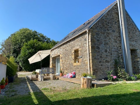 Plougastel-Daoulas, Charming Ty Men House
