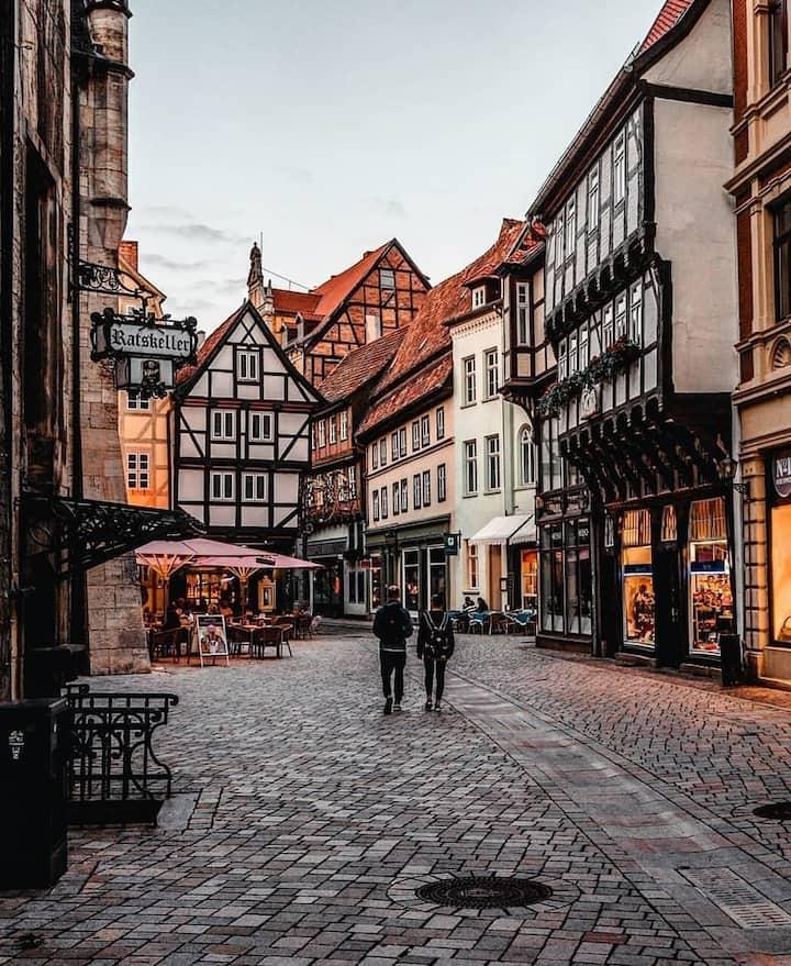 Harzer Fachwerkstube Quedlinburg