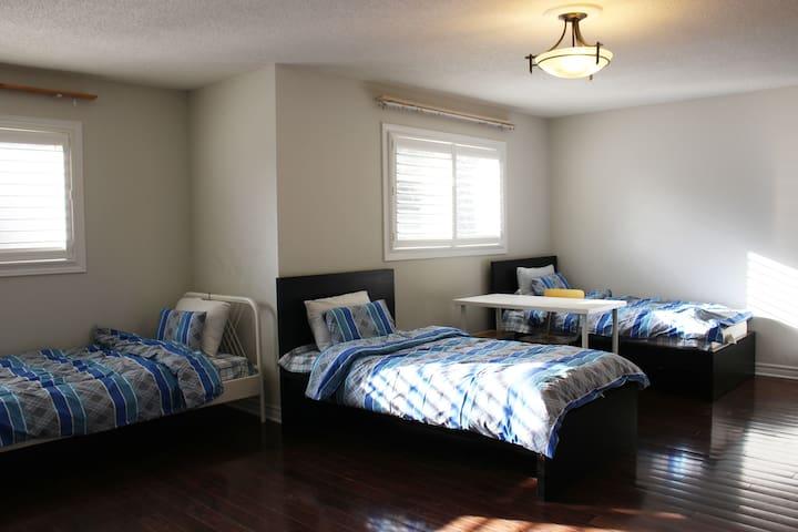 Bedroom #1 - Master Bedroom