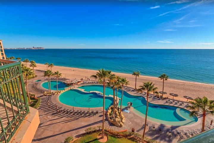 5th floor beach front condo at Sonoran Sea Resort