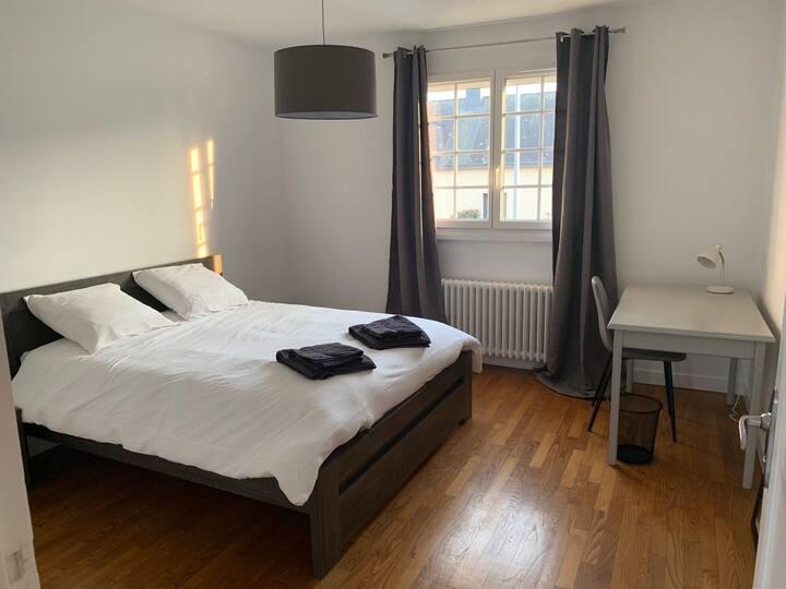 Maison Cosy pour 6 personnes à deux pas de Rennes