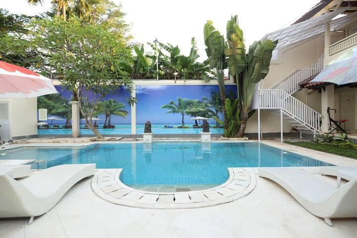 Homestay >>> Kimberly D17 Villa @ Nusa dua - BALI
