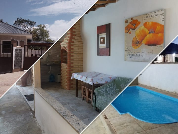 Casa Com Piscina -Araruama-Saquarema-Praia Seca