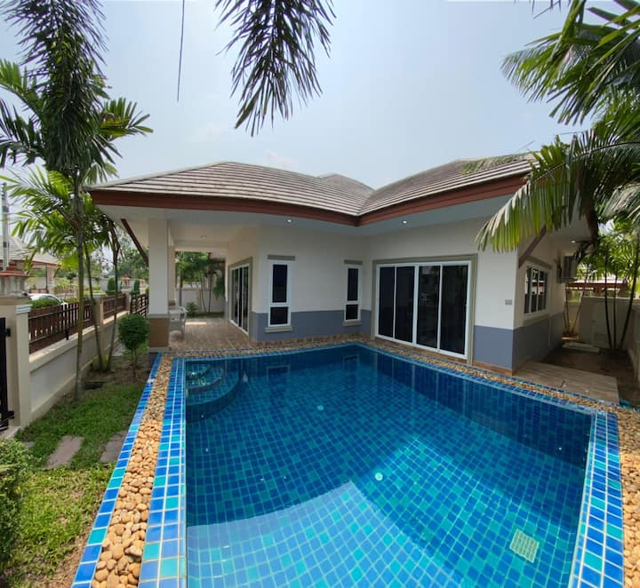 Pool Villa, Baan Dusit Pattaya View, 3 bedroom
