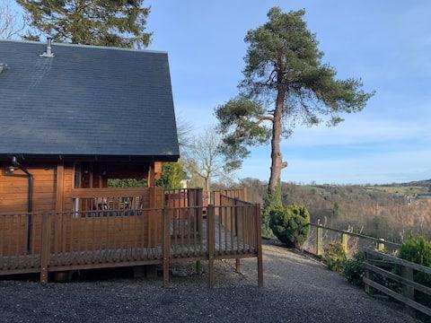 """Horsey Reach Lodge """"Prachtige Scandinavische lodge"""""""