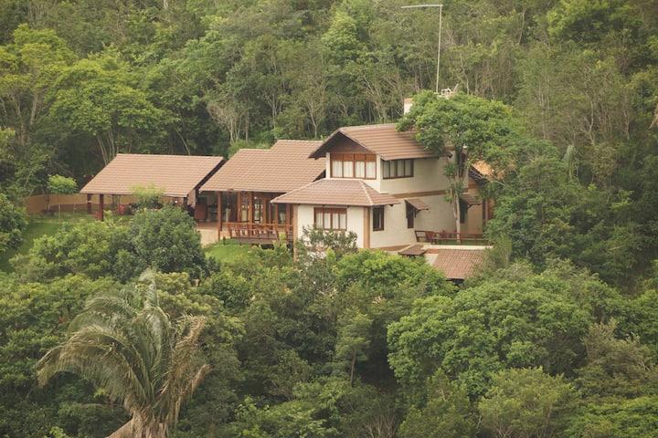 Casa de campo em Bananeiras Cond.Águas da Serra