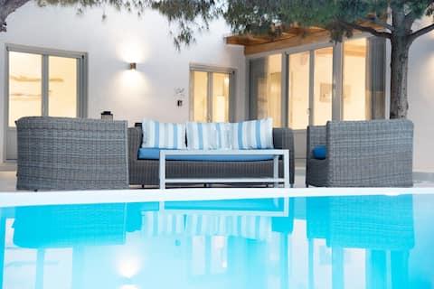 CIEL Brand New Villa with Private Pool in Isterni