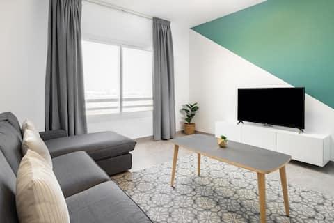 Mabaat Homes-AlShurooq 17- Comfort Apartment