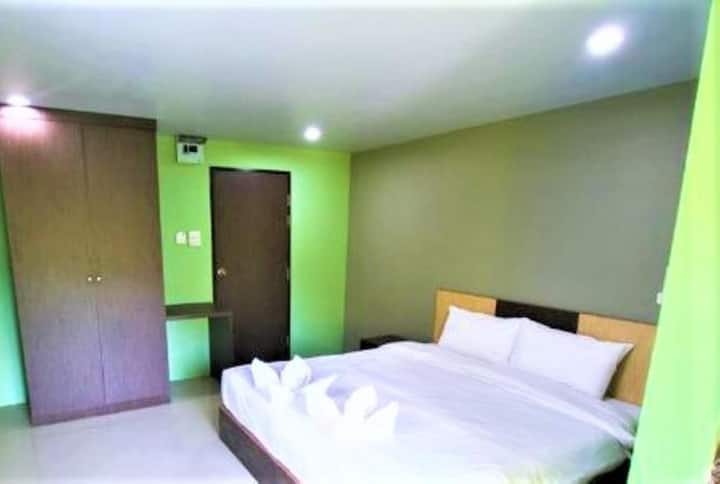 Comfortable Standard King Bed at The Peak Songkhla