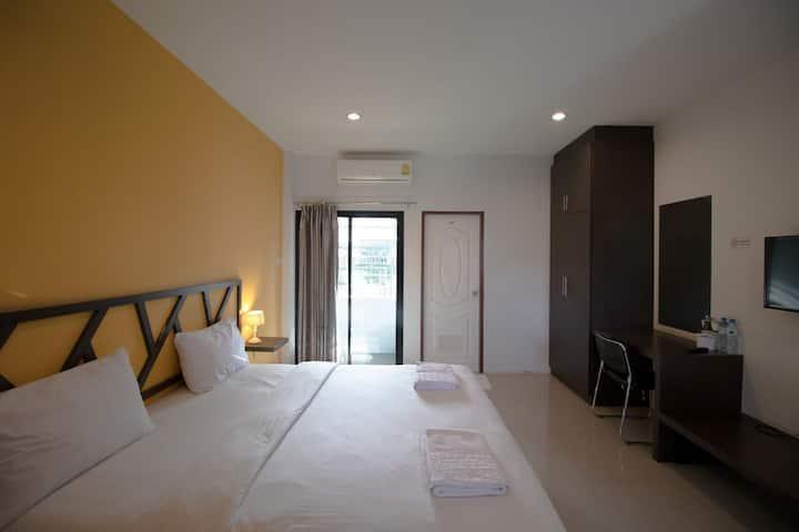 Apartment Style Inn in Kaen Nakorn at Somsamai