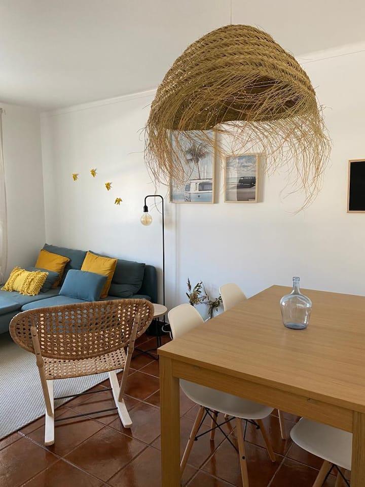 Casa de férias  junto à praia grande de Porto Covo