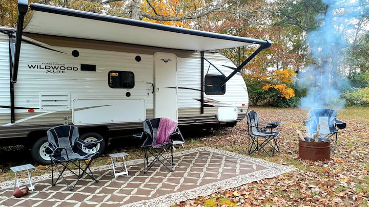 Rapidan Rental Secluded Glamping in Style