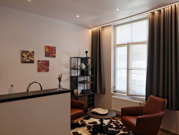 Cosy studio in the center of Ghent, 2 people