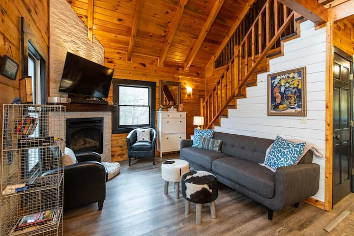 The Cabin/15 min to Red River Gorge