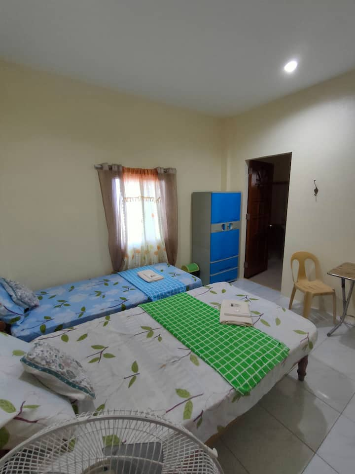 very affordable accomodation in beautiful setting