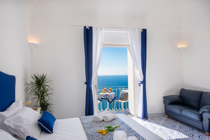 """""""Le Ali sul mare, Positano, wellness and relax"""""""