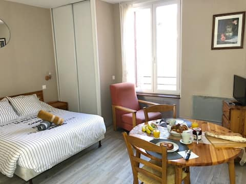 Comfortable flat near the thermal baths